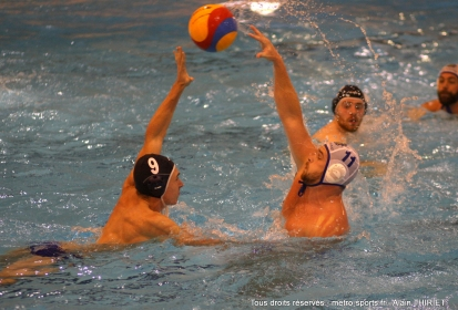 Le plein de photos – Water-Polo : Pont-de-Claix – Colmar