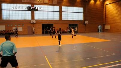Résumé vidéo Amateur Lyon Fidésien – Futsal Saône Mont d'Or