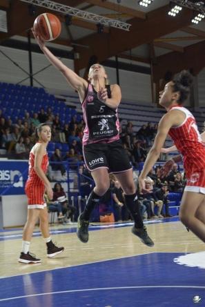 Basket NF1 – Le point après la 3ème journée