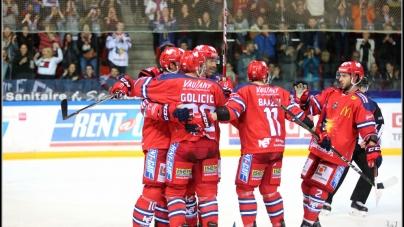 Les Brûleurs de Loups cartonnent (5-2) contre Mulhouse