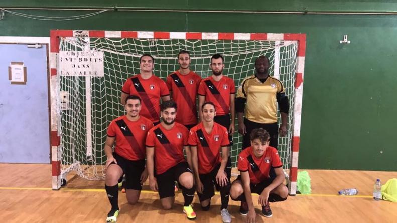 Futsal R2 – Vie et Partage enchaine