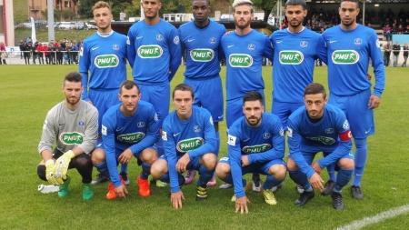 Le FC Bourgoin-Jallieu tout au sommet