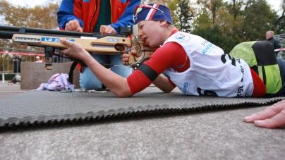 Biathlon d'automne du Grenoble GUC Ski : toutes les photos
