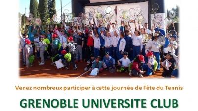 GUC Tennis – Journée d'animation «Rolex Monte-Carlo Masters» le 12 novembre