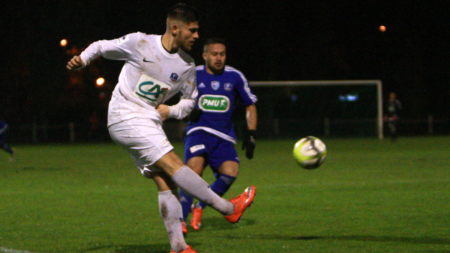 Lucas Frendo (AC Seyssinet) : « On se doit de finir le travail »