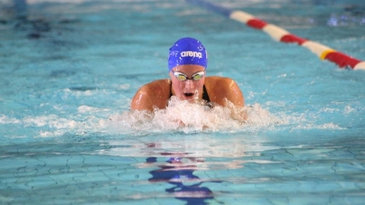 Les meilleures nageuses artistique du Sud-Est au Stade Nautique d'Echirolles