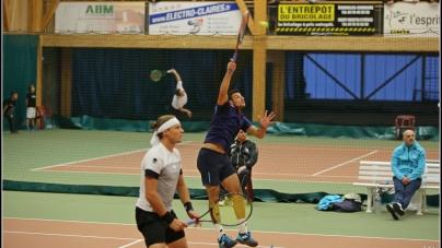 Le Grenoble Tennis va chercher le nul grâce à ses doubles