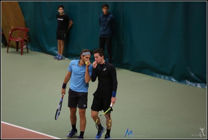 Le Grenoble Tennis termine par une défaite lors des Interclubs