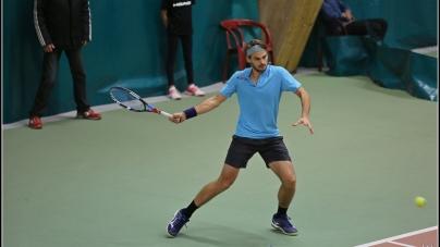 Le Grenoble Tennis concède le nul contre Arras