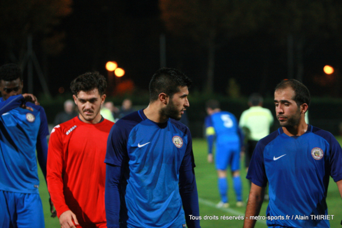 FC Echirolles – Hauts Lyonnais reporté