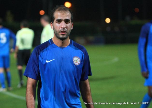 Le FC Échirolles obtient le nul face à Lyon Duchère AS
