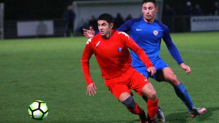 Résumé vidéo FC Echirolles – GF38 B (0-1)