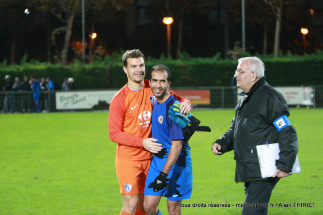 Les matchs FC Echirolles – Hauts Lyonnais et Hauts Lyonnais – GF38 B fixés