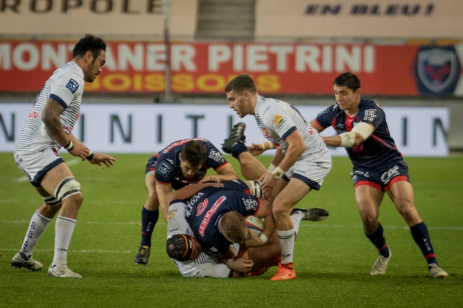 Toulouse accueillera la finale de Pro D2
