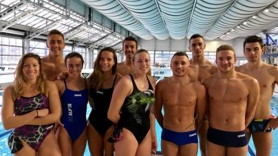 Championnats de France petit bassin au menu des nageurs du NC Alp 38