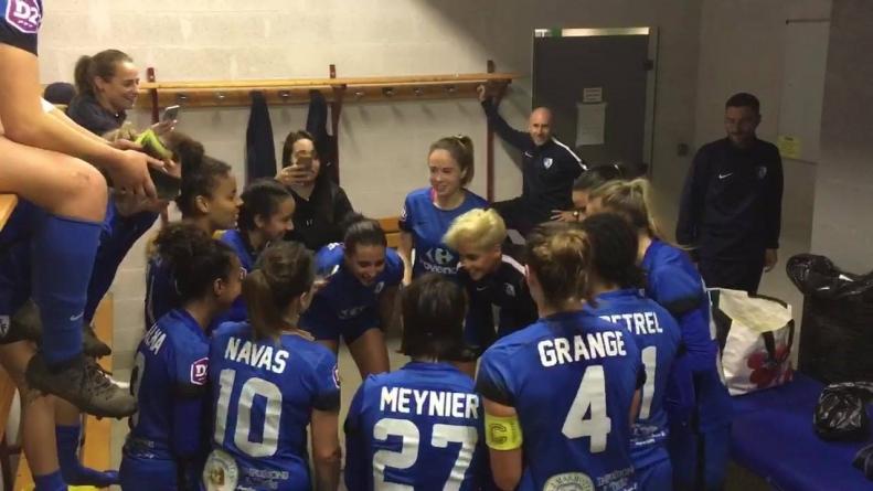 Le GF38 recevra une D1 en coupe de France Féminine !