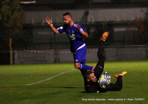 Résumé vidéo AC Seyssinet – Football Bourg-en-Bresse Peronnas (2-3)
