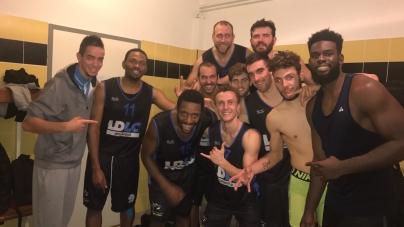 Le Grenoble Alpes Métropole Basket va chercher sa 1ère victoire à l'extérieur