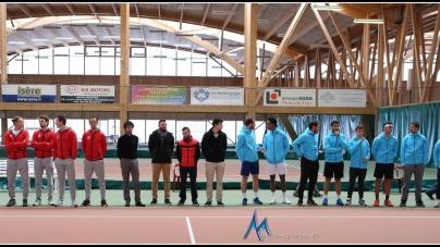 Le Grenoble Tennis va chercher sa première victoire