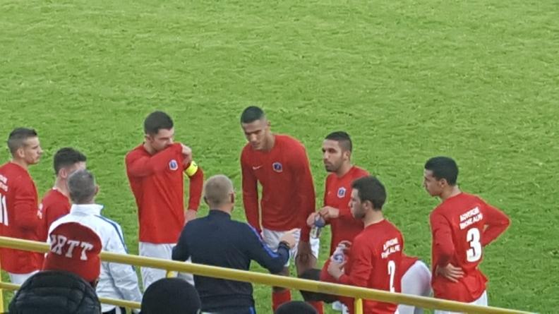 Coupe UEFA des régions : la sélection Rhône-Alpes Auvergne débute par une victoire