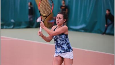 Tennis – Les Grenobloises rejointes lors des doubles
