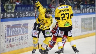 Coupe de France de hockey-sur-glace : le dernier carré est connu