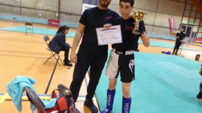 Deux Grenoblois vainqueurs à la coupe de France de kick-boxing