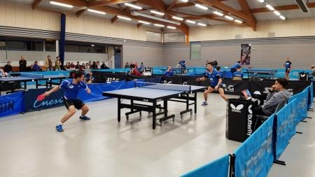Zoom sur le Tennis de Table La Tronche Meylan Grenoble