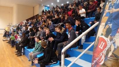 Le Grenoble Alpes Métropole Basket enchaine dans le derby
