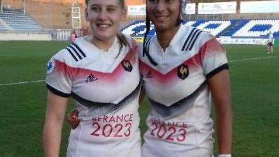 Des Amazones en équipe de France