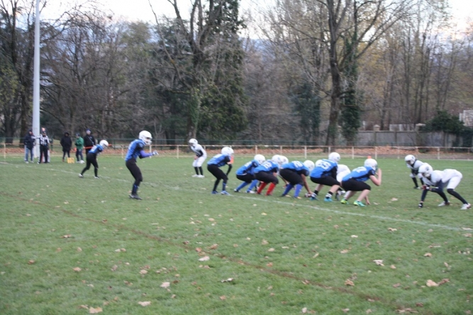 Les U16 et U19 des Diables Bleus en pleine forme