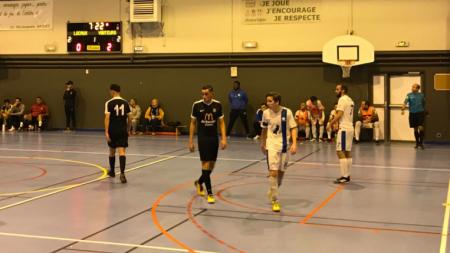 Ca passe pour ALF Futsal en coupe Nationale !