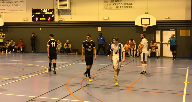 Ca passe pour ALF Futsal en coupe Nationale !