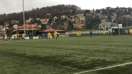 Le FC Echirolles se qualifie en Gambardella !