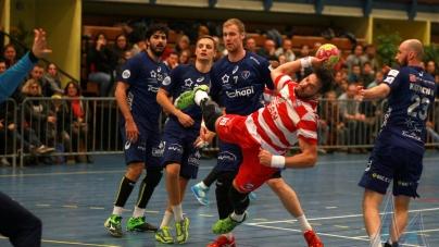 Pas d'exploit pour le GSMH GUC mais une belle soirée de handball