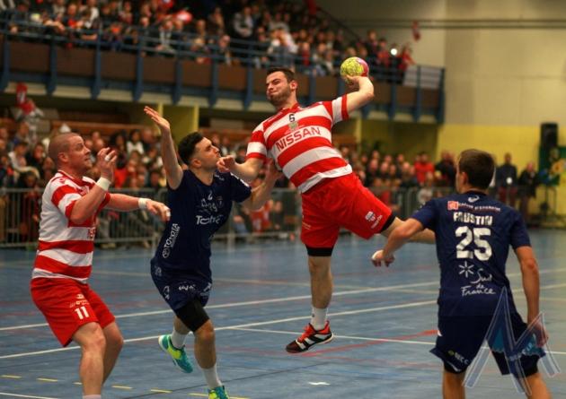 Le GSMHGUC accueillera le Fenix Toulouse en coupe de la Ligue !