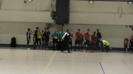 Futsal : Les buts et la réaction du coach après la victoire de Vie et Partage (4 – 2)