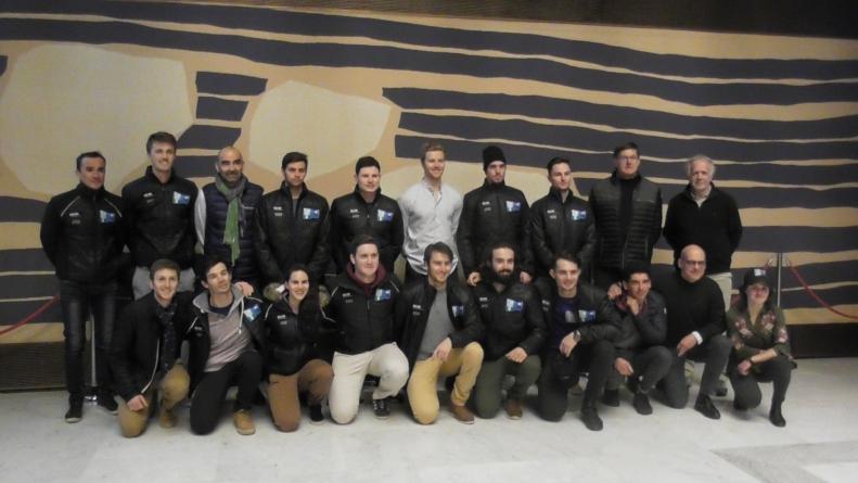 Le Team France U – BP Auvergne Rhône-Alpes lance sa saison
