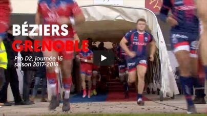 Retour en vidéo sur la défaite du FCG à Béziers