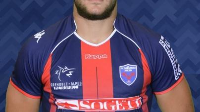Thibault Martel (FCG) participera à deux tournois avec France 7 Développement