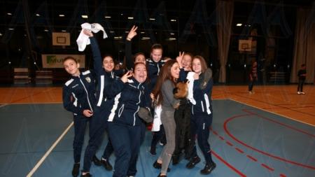 Six équipes U15 Féminines s'affronteront lors du tournoi de Noël du 2RFC