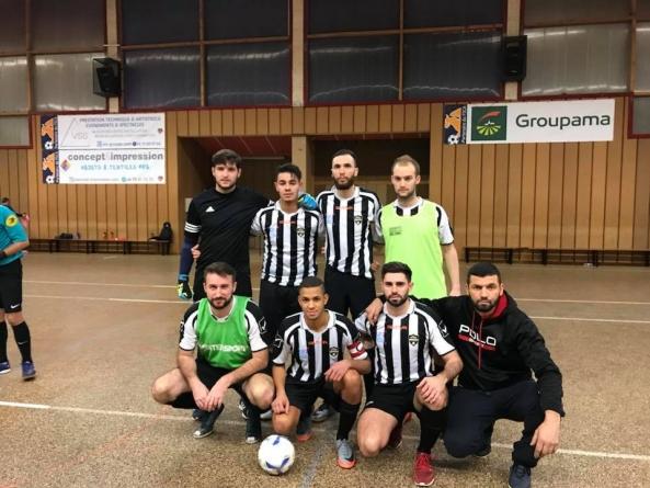 Futsal R2 – Odyssée accroché mais toujours leader