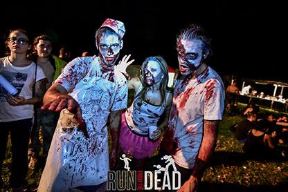 #Communiqué – Run From the Dead débarque à Grenoble