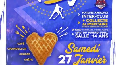 #Communiqué – Un week-end 100% hockey à Grenoble
