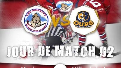 Hockey-sur-glace : derby isérois ce samedi !