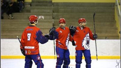 Yeti's Grenoble – Hawks d'Angers en images