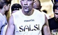 Derniers rounds pour Nicolas Salsi (Ring Grenoblois)