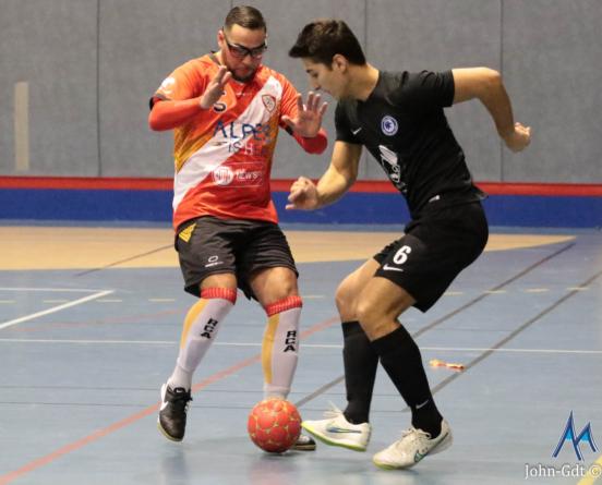 On connait la composition des poules R1 et R2 Futsal