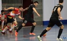 ALF Futsal met la pression