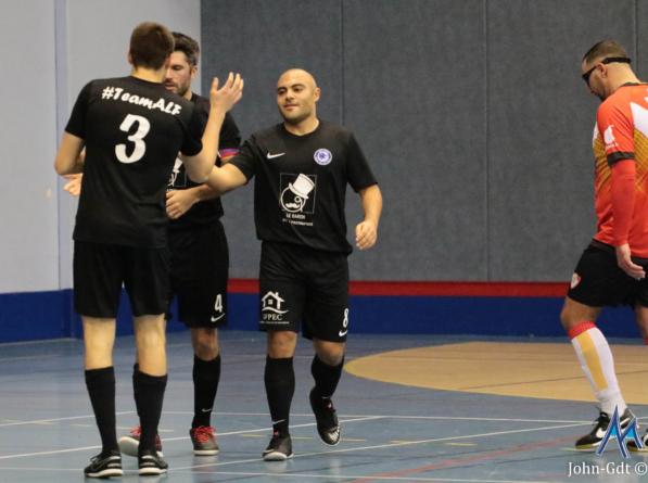 Rémi Bernard (vice-président ALF Futsal) :«Accueillir Toulon Elite Futsal, c'est une récompense pour le club»